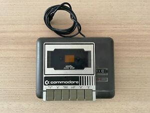 Commodore 116 16 Plus/4 64 Datasette 1531, Tested and Working, Good Condition