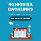 40 High DA Backlinks - 100% manuelle Bearbeitung - SEO - Forenprofile