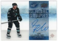2015-16 Upper Deck Ice Glacial Graphs On Card Auto Pick Any Complete Your Set