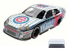 DIECAST CAR & CASE CHICAGO CUBS 2012 FORD FUSION W/PIN LIONEL NASCAR 1/24