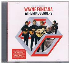 Wayne Fontana&the Mindbenders-The very best of...20 Original Titel/CD-Neuware