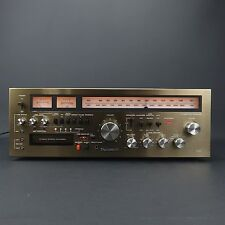 Vintage Panasonic RA-6600 AM/FM Stereo Receiver Made in Japan