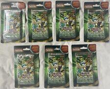 Yugioh! Sealed SPELL RULER Blister Booster Pack BONUS Cards Box LOT(7) 100% NEW