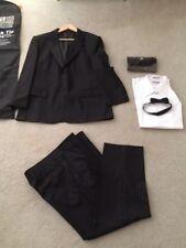 Fellini Uomo Tuxedo Set. Size 40S. Shirt Size 17 32-33. New Without Tag.