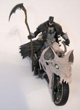McFarlane DC Multiverse Dark Nights Death Metal Batman W/ Batcycle