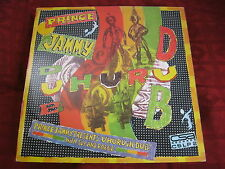 LP PRINCE JAMMY presents Uhuru In Dub with SLY AND ROBBIE / BLACK UHURU >UK 1982