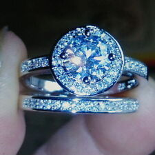 Topaz Engagement Solitaire Fine Rings