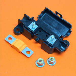 Heavy Duty Midi Strip Link Fuse Holder For Strip and Midi Fuses & 30 AMP Fuse