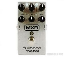 New! MXR M-116 Fullbore Metal Distortion M116 - Free US 48 2-Day Shipping!