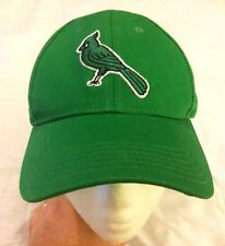 Memphis Redbirds Green Silky O'Sullivan's 1942-2013 Cap Hat Minor League Clover
