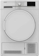 Sharp KD-GCB7S7PW9-DE 7kg Kondensationstrockner - Weiß