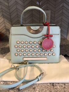 Kate Spade Just My Type Tripewriter Bag