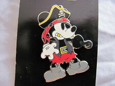 Disney Trading Pin 102851: Pirate Mickey Mouse