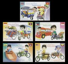 232 Thailand Stamp 2015 National Children's Day - Asian stamps - Mnh