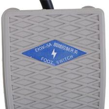 AC 220V 5A SPDT KEINE NC Metall Rutschfeste Momentary Power Pedal Fußschalter GW