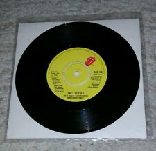 """Rolling Stones - She's So Cold - UK 7"""" Single"""