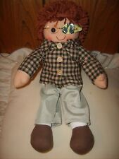 "Eye Patch for Lazy Eye ""Little Patching Buddy""  Boy Doll #6"
