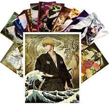24 Postkarten Set * Bleach Anime Manga CA6001