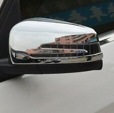 Chrome ABS Mirror Covers for 2008-2014 Mercedes Benz GLK X204
