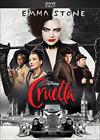 Внешний вид - Cruella [DVD] [2021 NEW Comedy, Crime  ready to ship today and free shipping