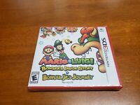 Mario & Luigi Bowser's Inside Story (Nintendo 3DS) BRAND NEW SEALED