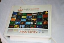 Mega Library digitalhotcakes 25 DVD discs, Data Discs about like new