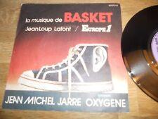 """JEAN MICHEL JARRE """"OXYGEN  PART IV & PART VI"""" DISQUE MOTORS FRENCH 1977 SCARCE**"""