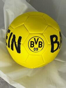 """Borussia Dortmund BVB - Fußball """"Ballspielverein"""" Ball BVB Borussia Fußball Gr.5"""