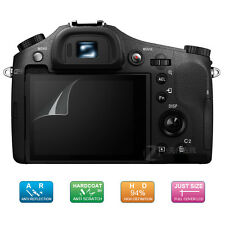 3x Sony Cyber-Shot DSC-RX100 Vidrio Templado Film Protector de pantalla III Protección