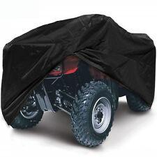 Outdoor ATV Cover Anti Rain Wind Dust Fit Honda FourTrax Foreman Rubicon GPScape