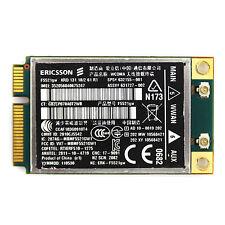 UNLOCKED Ericsson F5521GW HSPA + 21Mbps 3G WWAN PCI-E Card For HP 632155-001