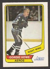 1976-77  OPC O PEE CHEE   WHA  # 50  GORDIE HOWE   INV 2646