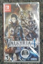 Valkyria Chronicles 4: Launch Edition (Nintendo Switch) BRAND NEW