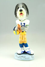 BEARDED COLLIE FOOTBALL PLAYER  SEE BREEDS & BODIES @ EBAY STORE