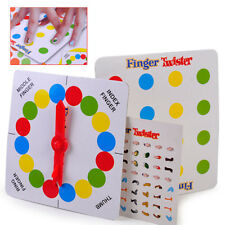 Funny Mini Version Finger Twister Board Game Table Games Party Gift Valentine