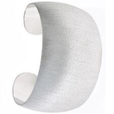 Unbehandelter Echtschmuck im Armspange-Stil aus Sterlingsilber mit Armbänder