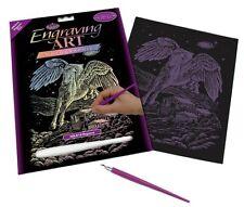 Royal and Langnickel - Engraving Art Set – Pegasus – Holographic