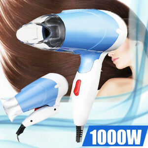220V 1000W Mini Foldable Electric Portable Car Travel Concentrator Hair Dryers