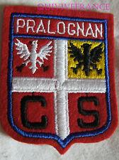 SK1618 - PATCH CLUB DE SKI DE PRALOGNAN