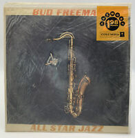 Bud Freeman All Star Jazz LP Harmony Columbia Vintage Album 21-20