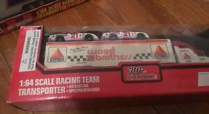 Racing Champions 1995 Racing Team Transporter #21