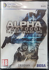 ALPHA PROTOCOL The Espionage RPG  PC GAME 2010 -PC-