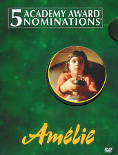 Amelie - Audrey Tautou Mathieu Kassovitz ~ 2-Disc Special Edit