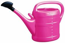 10L Garden Essential Watering Can Indoor Outdoor Watering Can With Rose - Pink