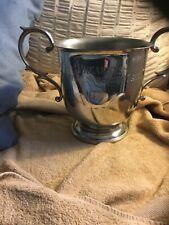 Vintage Kirk Stieff Pewter Preakness Great Schooner Race Cup/trophy