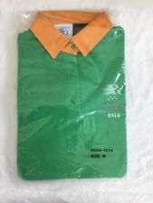 New Rare Unopened 1984 Olympic Los Angeles Uniform Shirt Green Size Medium