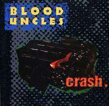 """BLOOD UNCLES crash VS 964-12 uk virgin 1987 12"""" PS EX+/EX"""