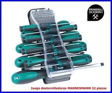 Juego 32 destornilladores MANNESMANN, tienda Primeraocasion