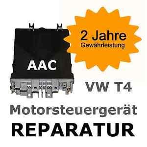 Reparatur Steuergerät 044906022R 5WP4181 044 997 022BX 5WP4 181 ECU VW T4 AAC