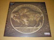 The Strokes NICKEL EYE Time of the Assassins 2009 SEALED VINYL LP Regina Spektor